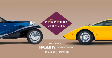 A Global Virtual Classic and Supercar Concours could raise £100,000 for Unicef UK