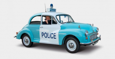 Cops & Robbers, The Story of the British Police Car, Ant Antstead