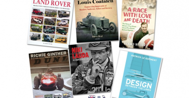 Royal Automobile Club announces shortlist for the 2020 Motoring Book of the Year Awards