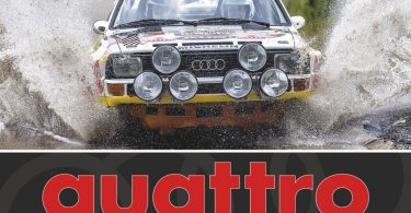 Quattro The Rally And Race Story 1980 – 2004, Jeremy Walton