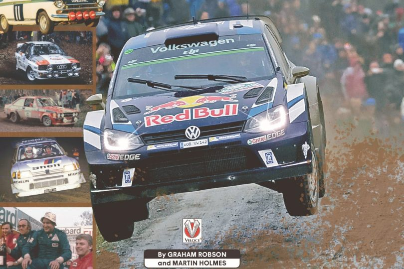 The Great British Rally - RAC To Rally GB - The Complete Story, Graham Robson and Martin Holmes