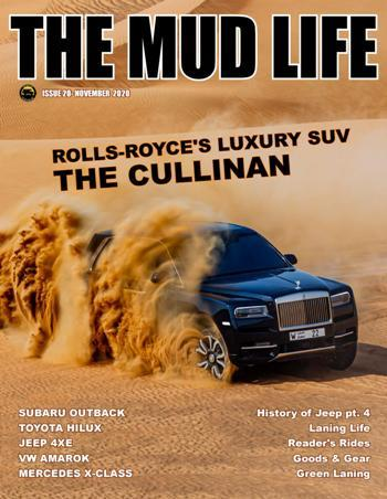 The Mud Life Issue 20 November 2020
