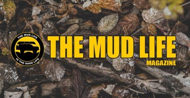 The Mud Life Magazine Cover Graphic