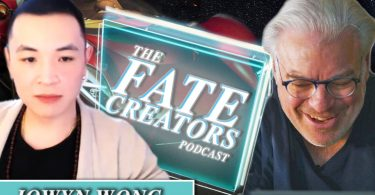 Frank Stephenson Launches New 'The Fate Creators' Podcast Series On YouTube