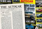 From 1895 To Today - Work Begins To Digitise Entire Autocar Magazine Archive