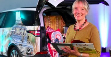 Land Rover Launches 'Landy And Friends' Writing Competition For Children