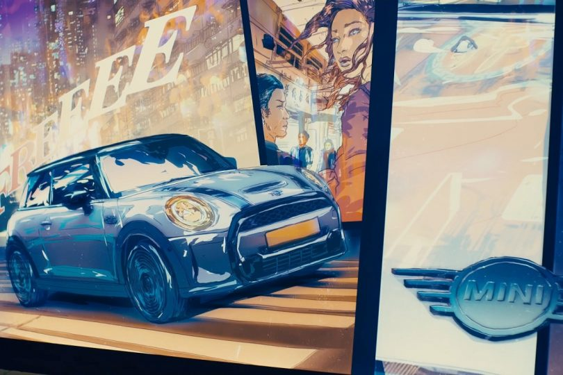 MINI, Launched By_ With Auto Shows Cancelled, MINI Turns To Icons For Global Launch Of Latest Models