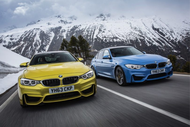 BMW M3 & M4 – The Complete History Of These Ultimate Driving Machines, Graham Robson