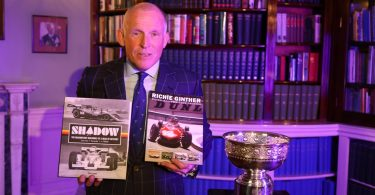 Entries Now Open for the Royal Automobile Club Motoring Book of the Year Awards 2021