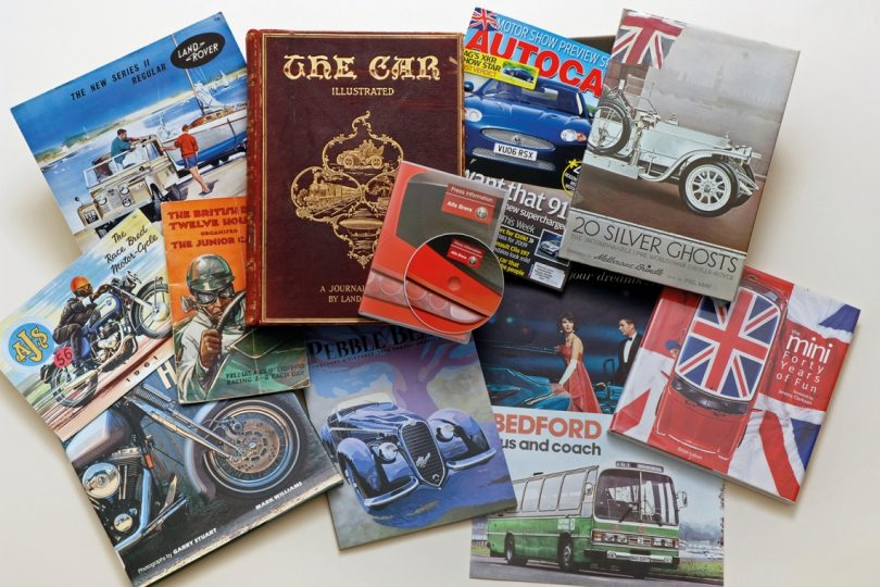 National Motor Museum Trust Reference Library Celebrates 60th Anniversary