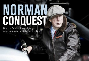 Norman Conquest - One Man's Tale of High-Flying Adventures and a Life in the Fast Lane, Vic Norman