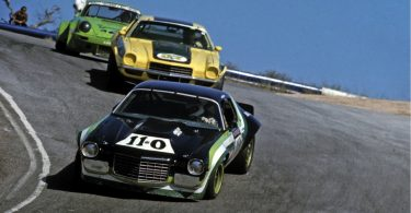 Racing Camaros – An International Photographic History 1966 - 1984, Steve Holmes