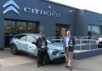 Welsh Mototing Writers Awards for Citroën UK Boss and Race and Rally Car Specialist
