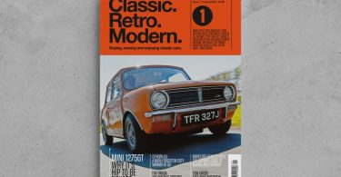 Classic.Retro.Modern. The Newest, Brightest Classic Car Magazine On The Newsstands