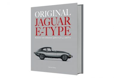 Original Jaguar E-type Restorers' and enthusiasts' guide to 3.8, 4.2 and V12, Malcolm McKay