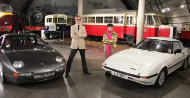 Alex Riley and Vicki Butler-Henderson - Monday's The Car Years Show