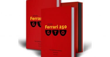 Ultimate Ferrari 250 GTO - The Definitive History (Limited Edition), James Page